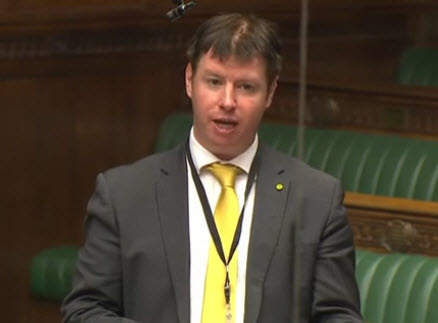 Steven Paterson MP