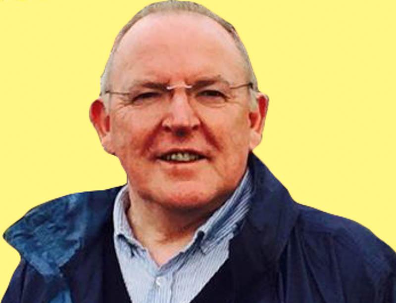 Councillor Gerry Mclaughlin