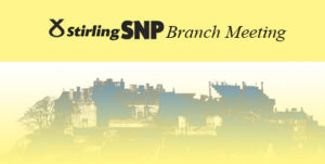Branch Meeting @ Mayfield Centre St.Ninians
