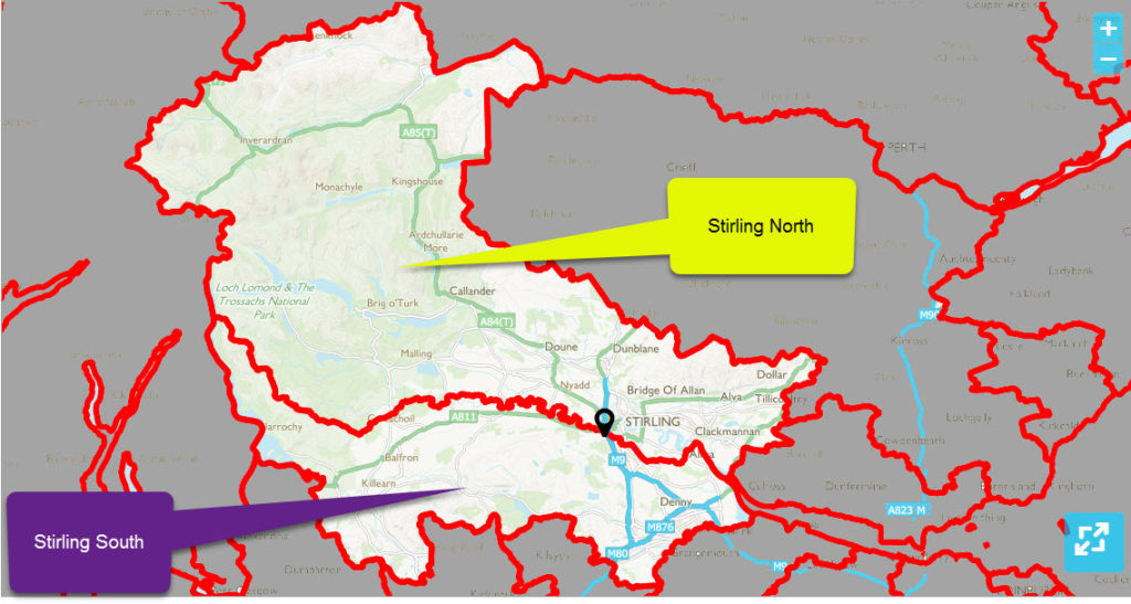 Boundary change under review