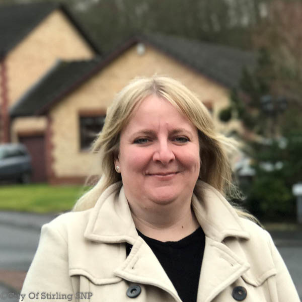 Cllr Alison Laurie