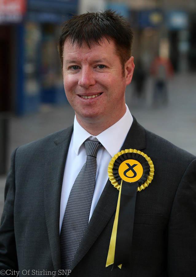 Steven Paterson