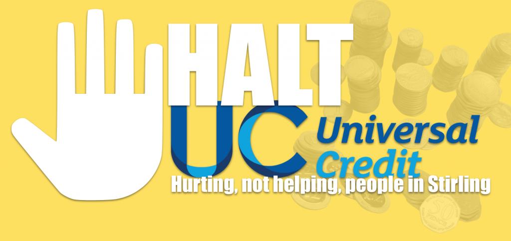 Halt Universal Credit in Stirling