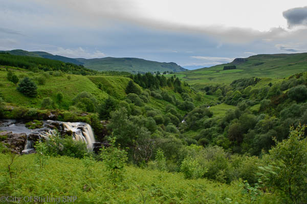 Countryside around Fintry
