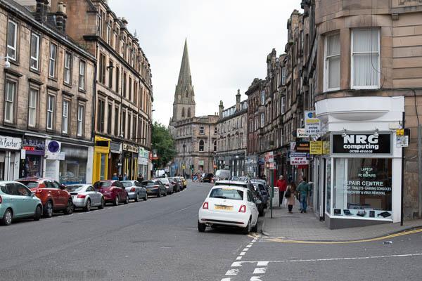 Barnton Street, Stirling