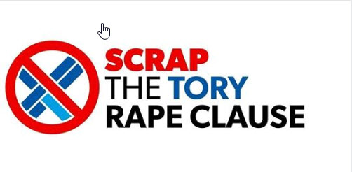 Stop the Tory Rape Clause